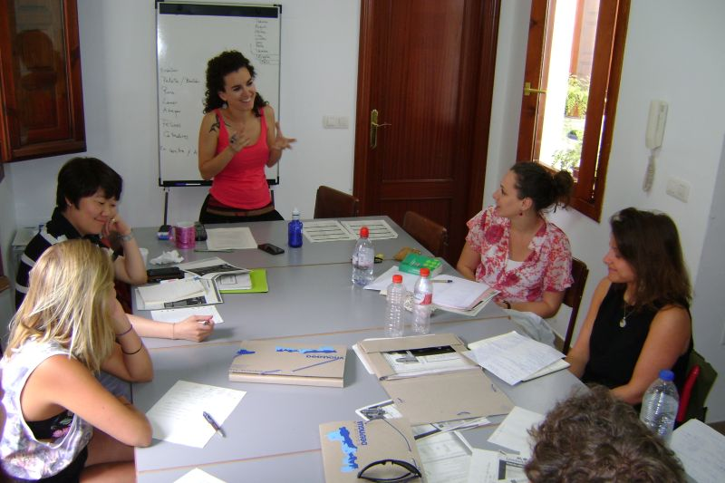 Spanish language courses in Granada :: ESPAÑOL.PRO Spain